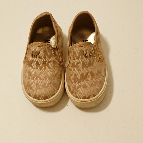 mk baby girl shoes